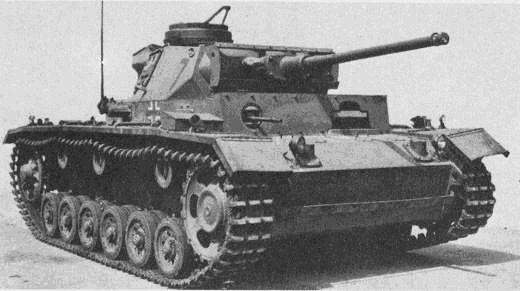 Sergwolk.  Легкий немецкий танк PzII.